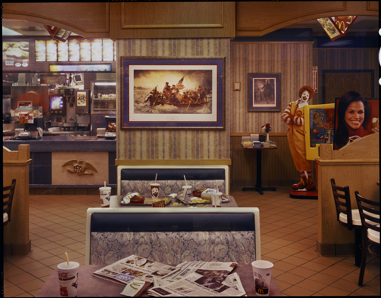 McDonald's, Valley Forge, Pennsylvania, 2005